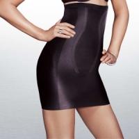 Корректирующая юбка с высокой талией   MAIDENFORM