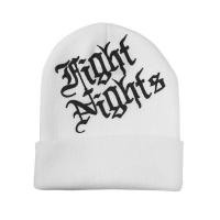 Шапка Fight Nights белая