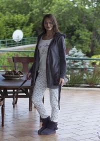 Домашний костюм-пижама(тройка)