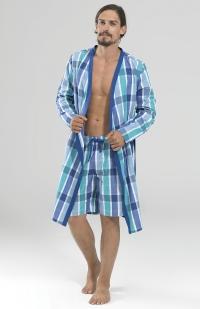Мужской легкий халат