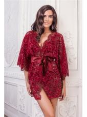 Кружевной халат