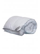 Одеяло из натурального лебяжего пуха.