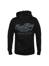 Толстовка Bad Boy Vintage Edition Hoodie черная