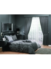 Комплект для спальни покрывало и шторы Padula